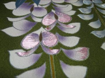 日本刺繍 あしらい 菅の落とし2
