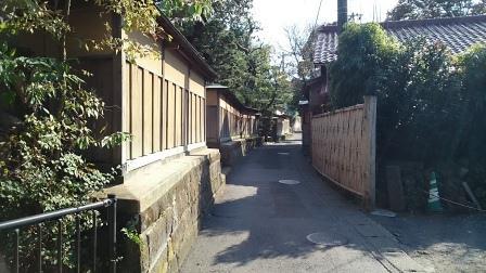 20141116④鎌倉の通り