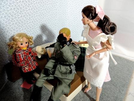 少佐殿がお家に帰りたくない理由