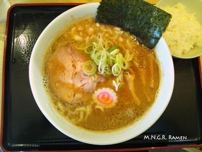 つけ麺丸和各務原店2
