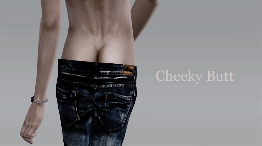 cheeky butt_R