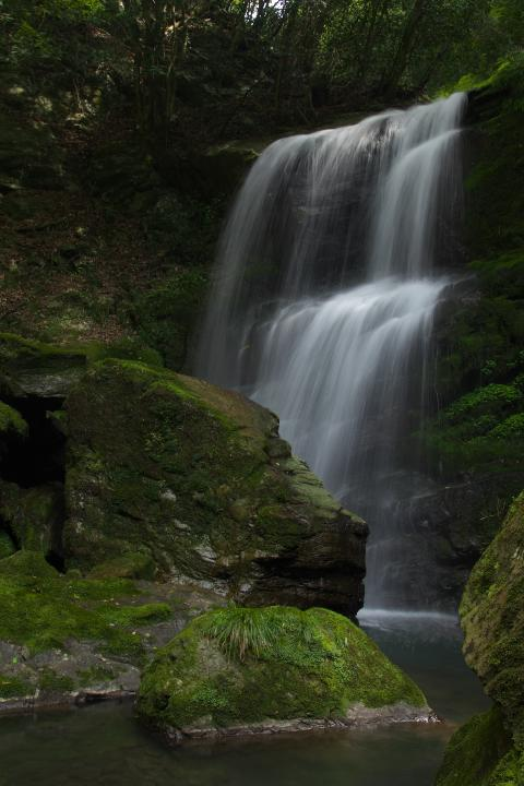 中須の魚切の滝1403
