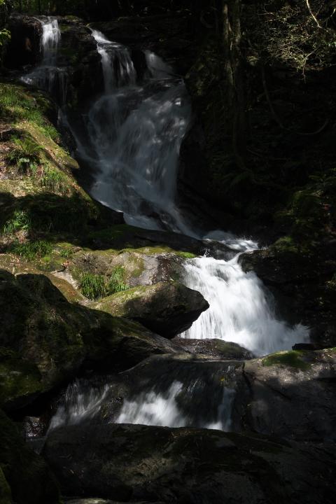大道理の魚切の滝1406