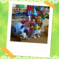 LEGOプリンセスセット