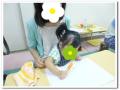 絵の具遊び(クレヨン)
