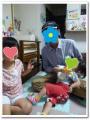 父と娘たち
