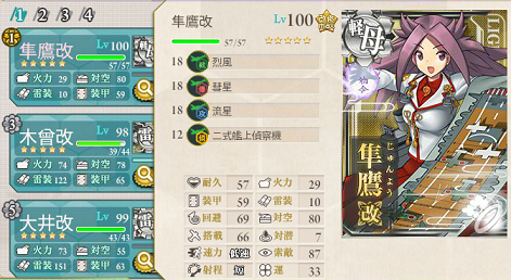 隼鷹さんとケッコンカッコカリ