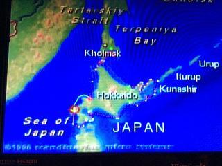 小樽港地図