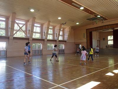 H25917井野ドッチボール05