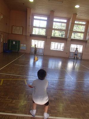 H25917井野ドッチボール03