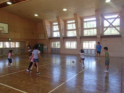 H25917井野ドッチボール04
