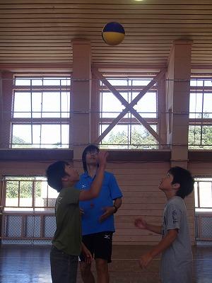 H25917井野ドッチボール06
