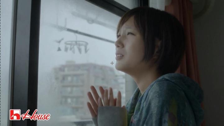 2代目【GTO】神崎麗美C1000第4弾に登場!外を見ながら「寒そ~…」と語る神崎