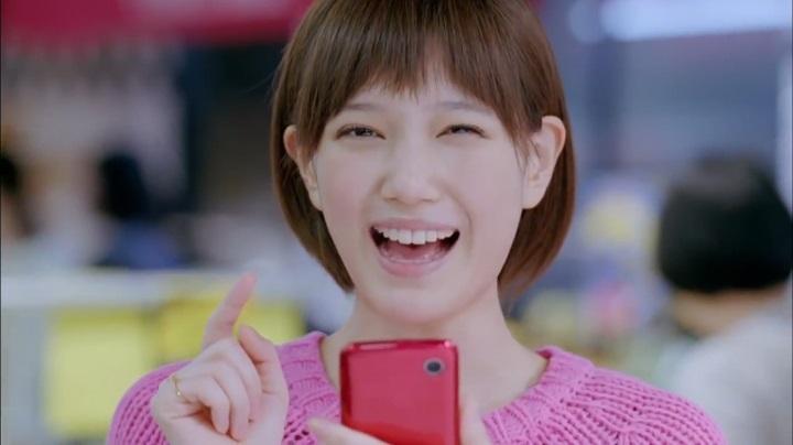 2代目【GTO】神崎麗美(本田翼)Yahoo! JAPANのCMに登場!