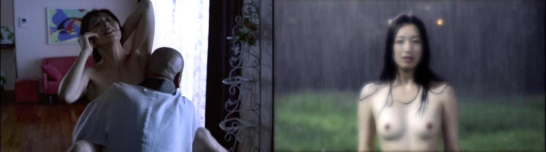 必要!?【TAP完全なる飼育】有森也実&前川伶早のヌード&濡れ場