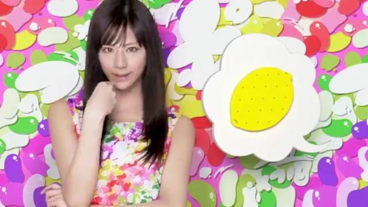 2代目【GTO】葛城美姫ポイフルCM、フルーツって~ルンルン