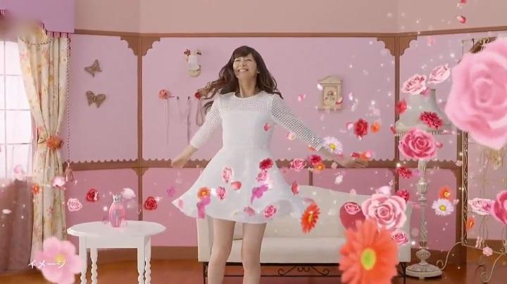 2代目【GTO】葛城美姫サワデーCM「ラヴリーな香りがフワッと広がって…」