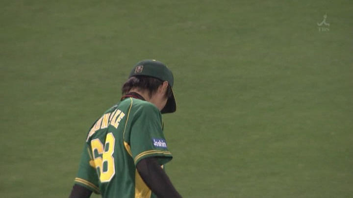 ウル虎、阪神がグリーンユニフォーム披露!(夜)俊介3