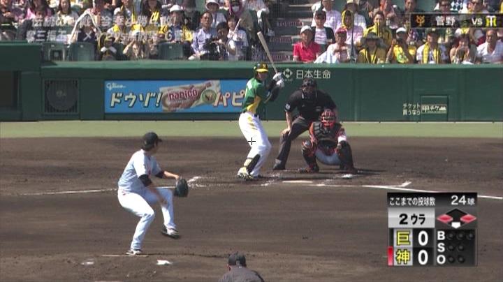 ウル虎、阪神がグリーンユニフォーム披露!(昼)福留2