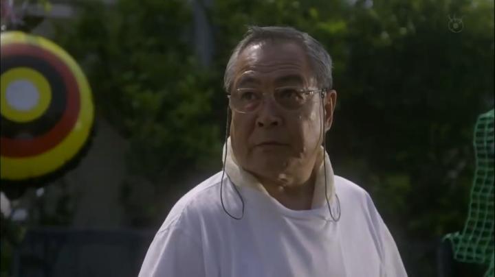富士宮 司(小野武彦)