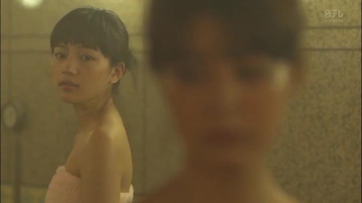 2代目【GTO】相沢雅(川口春奈)お宝入浴シーン!入浴シーン3