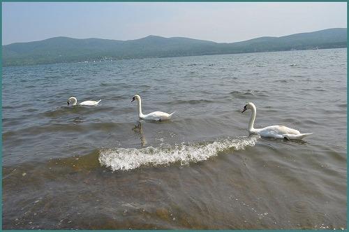山中湖5784