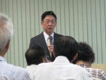 ささえあい・さんじょ倶楽部のイベント情報-230921_救急医療の現場から 講師