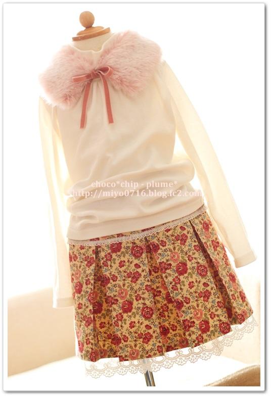 プリーツスカート(3)
