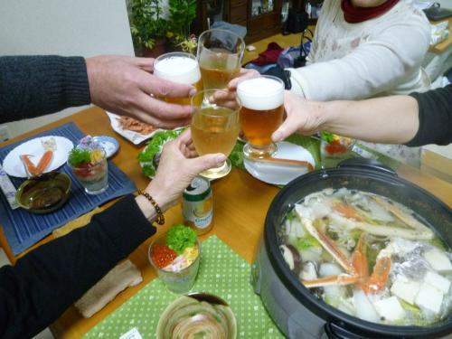 食事会 9