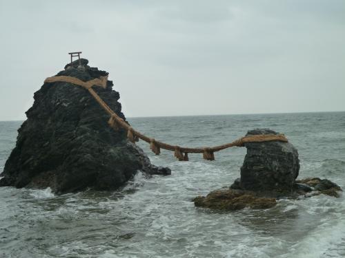 夫婦岩 3