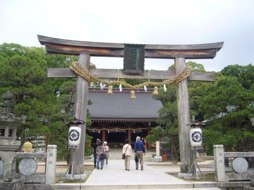 松陰神社 1