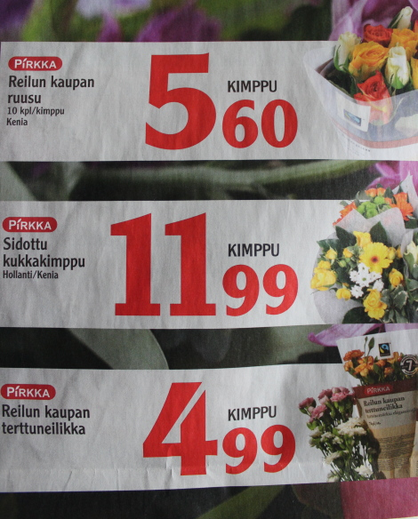 Kukka mainos
