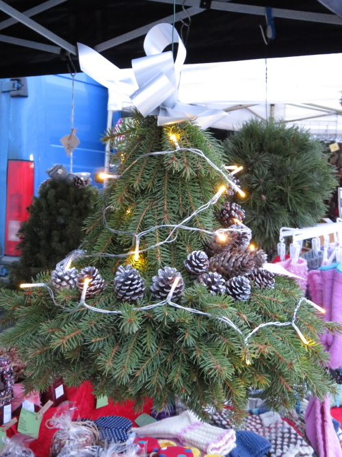 フィンランド 田舎 クリスマスマーケット