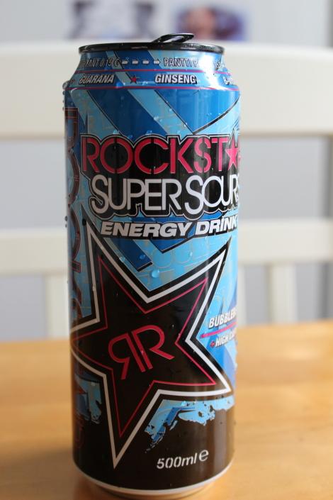 Energiajuoma Rockstar