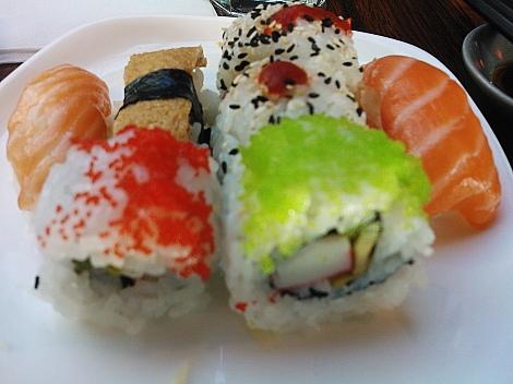 Kiinalainen sushi