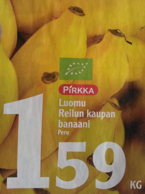Banaani mainos