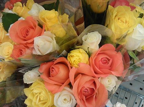 Ruusua Kukkia