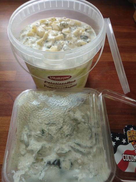 Lidl salaatti