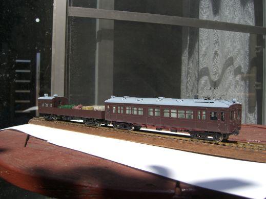クモニ13・クル29