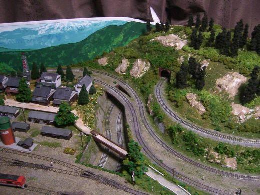 昭和の山間