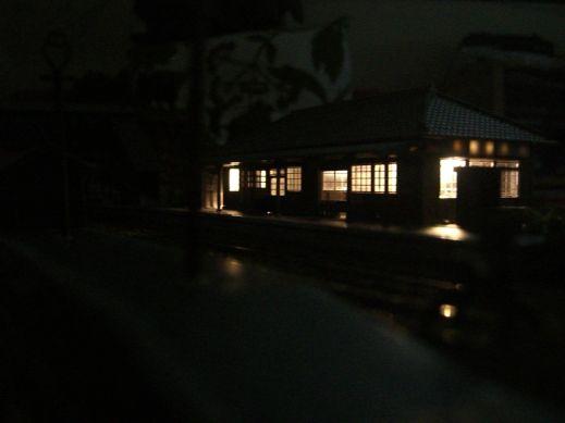 小型レイアウト※終着駅