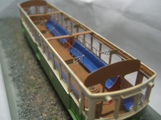 モデル8 京福デナ121