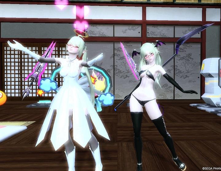 02天使と悪魔