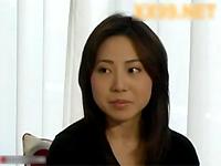 人妻熟女動画:旦那と不仲の素人妻の初AV出演