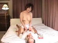 動画検索 インモラル:巨乳熟女の激しい騎乗位