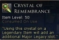 Crystal of Remembrance