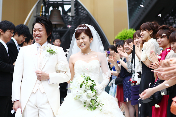 ホテルグランヴィア京都 結婚式写真