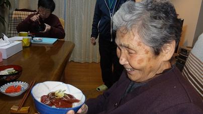 マグロ丼3