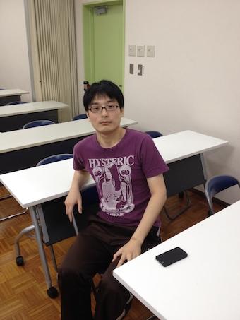 トクヤマ コウタ(3位)