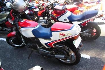 HONDA MVX250F NSR250R 宮ヶ瀬ミーティング2014 NS・MVX合同ミーティング夏の陣